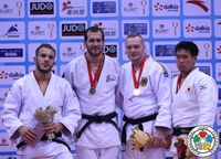Bronze beim Grand Prix in Qingdao, CHN