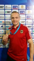 WM-Bronze in Astana, Kasachstan